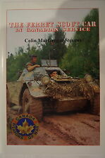 WW2 Canadian Service Ferret Scout Car Armoured Vehicle Reference Book
