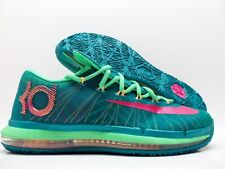 NIKE KD VI ELITE KEVIN DURANT SUPER HERO TURBO GREEN SIZE MEN'S 10 [642838-300]