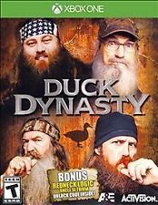 Duck Dynasty Video Game for XBOX ONE System Sealed/NEW!