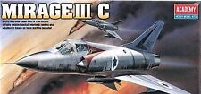 Academy 1/48th Scale Mirage III C Kit No. 12247