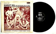 THE SWEET Sweet 2th The Wigwam-Willy Mix LP ANAGRAM 12ANA29 France 1985 NM