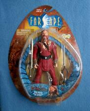 KA D'ARGO FARSCAPE SERIES 1 LUXAN WARRIOR FIGURE TOY VAULT