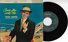 "FRANK SINATRA - SPAIN 7"" EP Capitol 1959 - It Happened In Monterey, Blue Hawaii"