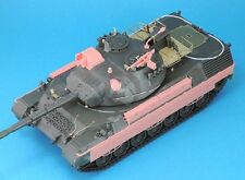 Legend 1/35 Belgian MBT Leopard 1A5BE Conversion Set (for Meng TS-015) LF1304