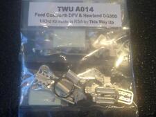 TWU 1/43 TWUA014 FORD COSWORTH DFV & HEWLAND DG300 * F1 * FORMULA ONE * MODELCAR