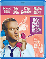 Boy Did I Get A Wrong Number (2017, Blu-ray New)