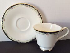 "Royal Doulton Rhodes H5099 Cup and Saucer Set(s) Footed EUC Excellent! 3"" China"