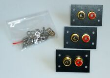 Pause replacement cinch RCA sockets for Revox a77 recambio cinchbuchsen