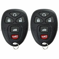 2 New Remote Start Keyless Entry Key Fob Clicker Transmitter Control Alarm