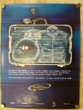 2000 Porsche Supercup Showroom Advertising Sales Poster RARE!! Awesome L@@K