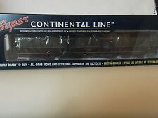 RAPIDO Canadian National Streamlined Baggage Express   RTR   NR