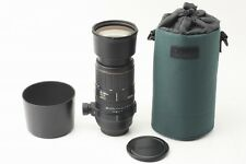 [NearMint] SIGMA APO 135-400mm F4.5-5.6 for Canon w/Hood,Porch from Japan
