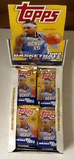 2009-10 Topps Basketball 1 HOBBY Pack CURRY Griffin Harden RC Chrome ? Box Fresh