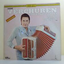 """2 x 33T André VERCHUREN Disque LP 12"""" 24 GRANDS SUCCESMusette EDITION AZ 65509"""