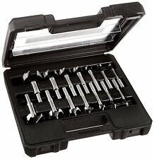 PORTER-CABLE PC1014 Forstner Bit Set, 14-Piece FDT Metal cutting angles NEW