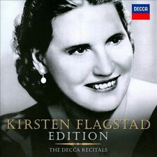 Kirsten Flagstad Edition: The Decca Recitals [10 CD Box Set], Kirsten Flagstad,