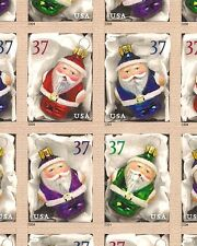 2004 - CHRISTMAS ORNAMENTS - #3883-6 Full Mint -MNH- Sheet of 20 Postage Stamps
