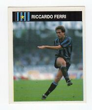 figurina CAMPIONI E CAMPIONATO 90/91 1990/91 numero 149 INTER FERRI