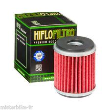 Filtre à huile Hiflofiltro HF981 de qulité Yamaha X-max Xmax Xcity 125