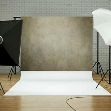 5x3ft Vitage Gray Wall Vinyl Photography Background Backdrop For Studio Photo K6
