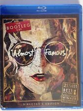 Almost Famous (Blu-ray Disc, 2013) Loosely Based on Cameron Crowe Bio