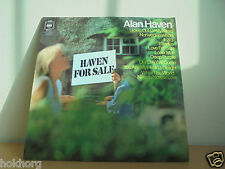 ALAN HAVEN : HAVEN FOR SALE LP CBS STEREO LP 1969 BEATLES COVER EX