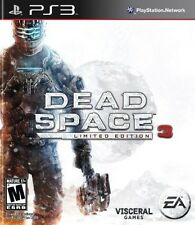 Dead Space 3 - Limited Edition [PlayStation 3 PS3, Action Horror Survival] NEW