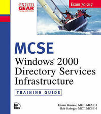 MCSE Training Guide: Windows 2000 Directory Services Administration by Rob Scrim