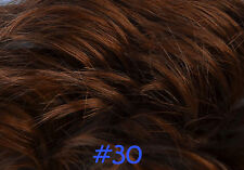 """19"""" Curly Long Clip-In Half Extension Piece *Hot HairDo* ~Feels like Human Hair~"""