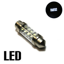 1x BMW 5 Series E39 530d Xenon White LED Licence Number Plate Upgrade Light Bulb