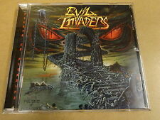 CD / EVIL INVADERS - PULSES OF PLEASURE