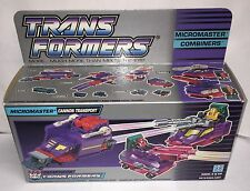 Transformers G1 Micromaster CANNON TRANSPORT 100% Complete In Box MIB