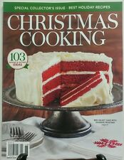 Christmas Cooking Special Issue 2016 Red Velvet Cake 103 Ideas FREE SHIPPING sb