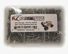 RC Screwz Tam072 Tamiya TRF501X Series Stainless Steel Screw Kit