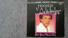 Frankie Valli - Let it be whatever it is 12'' Disco