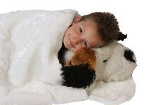 Deluxe Schlafsack für Kinder Kinderschlafsack Plüsch Hund Hundeschlafsack 165 cm