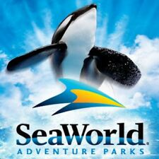 SEAWORLD ORLANDO FLORIDA TICKET ANNUAL PASS $134 DISCOUNT PROMO TOOL