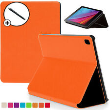Orange Clam Shell Smart Case Cover Huawei MediaPad T1 7.0 Plus + Stylus
