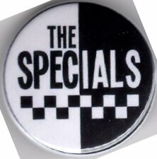 THE SPECIALS Pin Badge SCOOTER RALLY LAMBRETTA SCOOTERING 2TONE TWO TONE VESPA