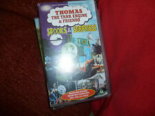 Thomas The tank engine & friends Spooks & Suprises CHILDRENS VHS VIDEO TAPE *117