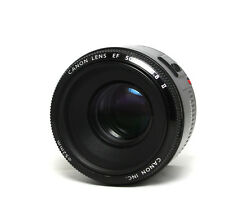 Canon EF 50mm F1.8 II Prime Lens for Canon DSLR cameras - Excellent condition