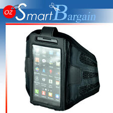 BLACK SPORTS ARMBAND CASE COVER FOR SAMSUNG GALAXY S2 i9100