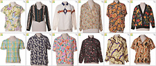 JOB LOT OF 44 VINTAGE BLOUSES - Mix of Era's, styles and sizes (20894)*
