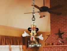 Disney Mickey Mouse Ceiling Fan Pull Light Lamp Chain Decoration K1271 D