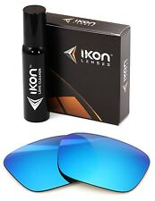 Polarized IKON Replacement Lenses For Von Zipper Fulton Ice Blue Mirror