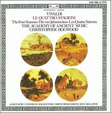 Vivaldi: The Four Seasons, ,Excellent, ### Audio CD with artwork-complete,Audio