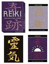 Reiki Inspirational Cards NEW Sealed 22 Cards