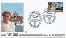 Repubblica Italiana 1997 FDC Filagrano Paola Ruffo di Calabria