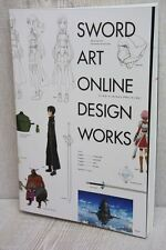 SWORD ART ONLINE Design Works Art Illustration Book