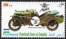 1930 AUSTIN 7 SEVEN ULSTER Car Automobile Stamp
